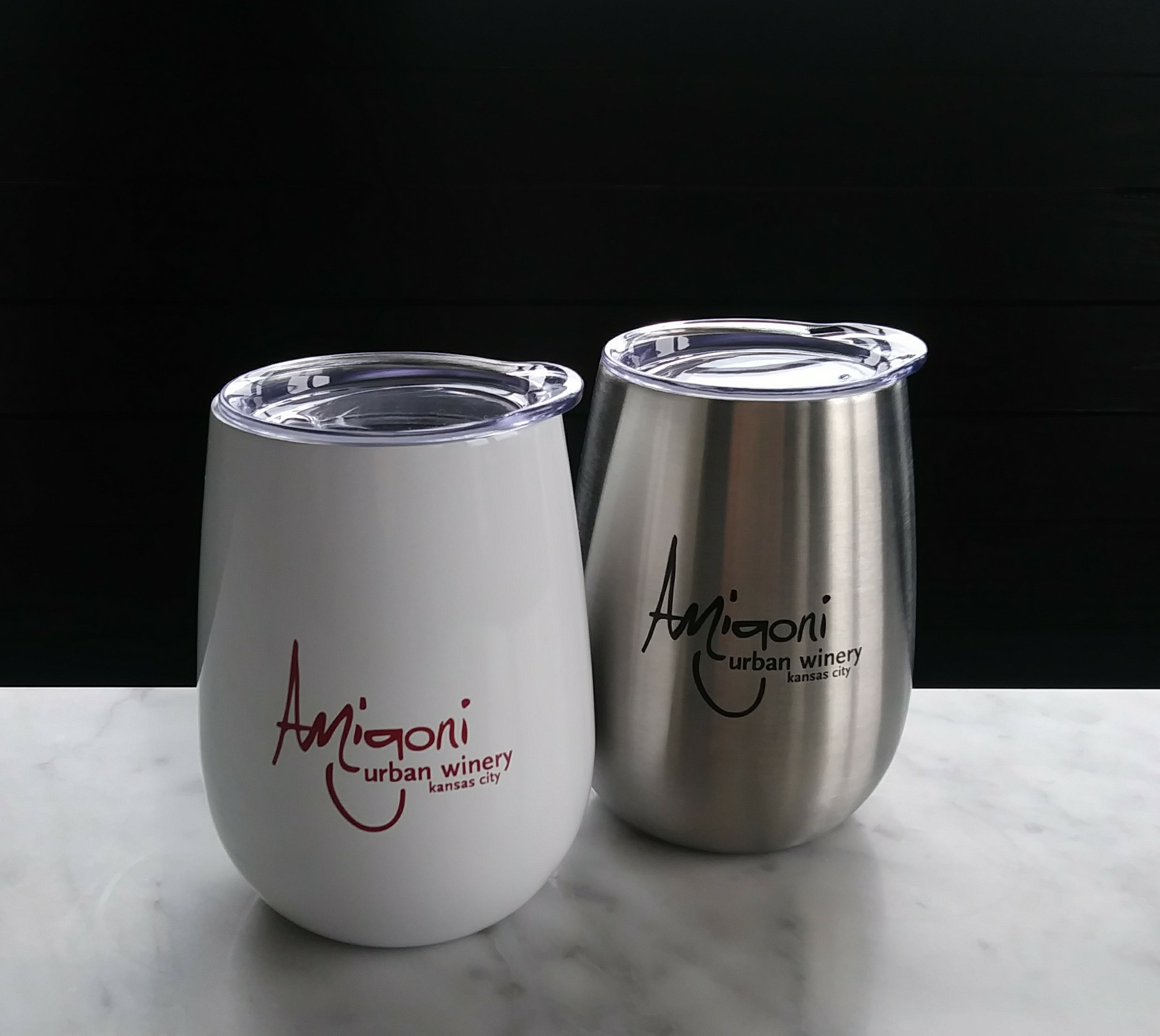 Product Image for Logo Stainless Tumbler